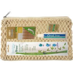 OraBrite® Natural Adult Kit with Non-fluoride toothpaste. $6.71 each kit