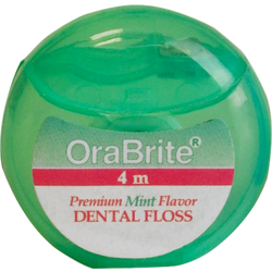 4m PTFE Mint Waxed Dental Floss
