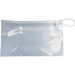 Deluxe Clear All Purpose EVA Dental Bag