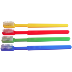Pre-pasted Disposable Toothbrush