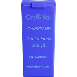 OraBrite® 200 yd Expanding Floss
