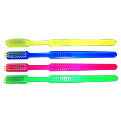 Plain Disposable Toothbrush