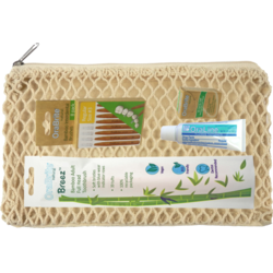 OraBrite® Natural Adult Kit with fluoride toothpaste. $5.25 each