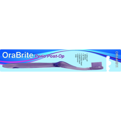 Perio Post-Op Toothbrush, Blister Pack