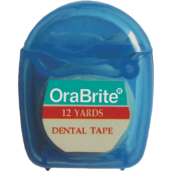 12 yd Waxed Dental Tape