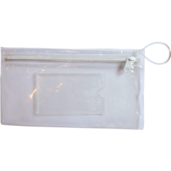 Deluxe Clear All Purpose Dental Bag