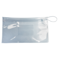 Clear Deluxe EVA Dental Bag