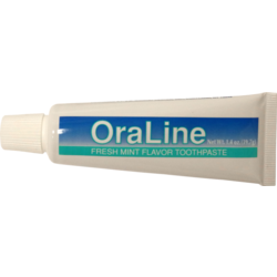 OraLine Non-fluoride Mint Toothpaste - MADE IN USA