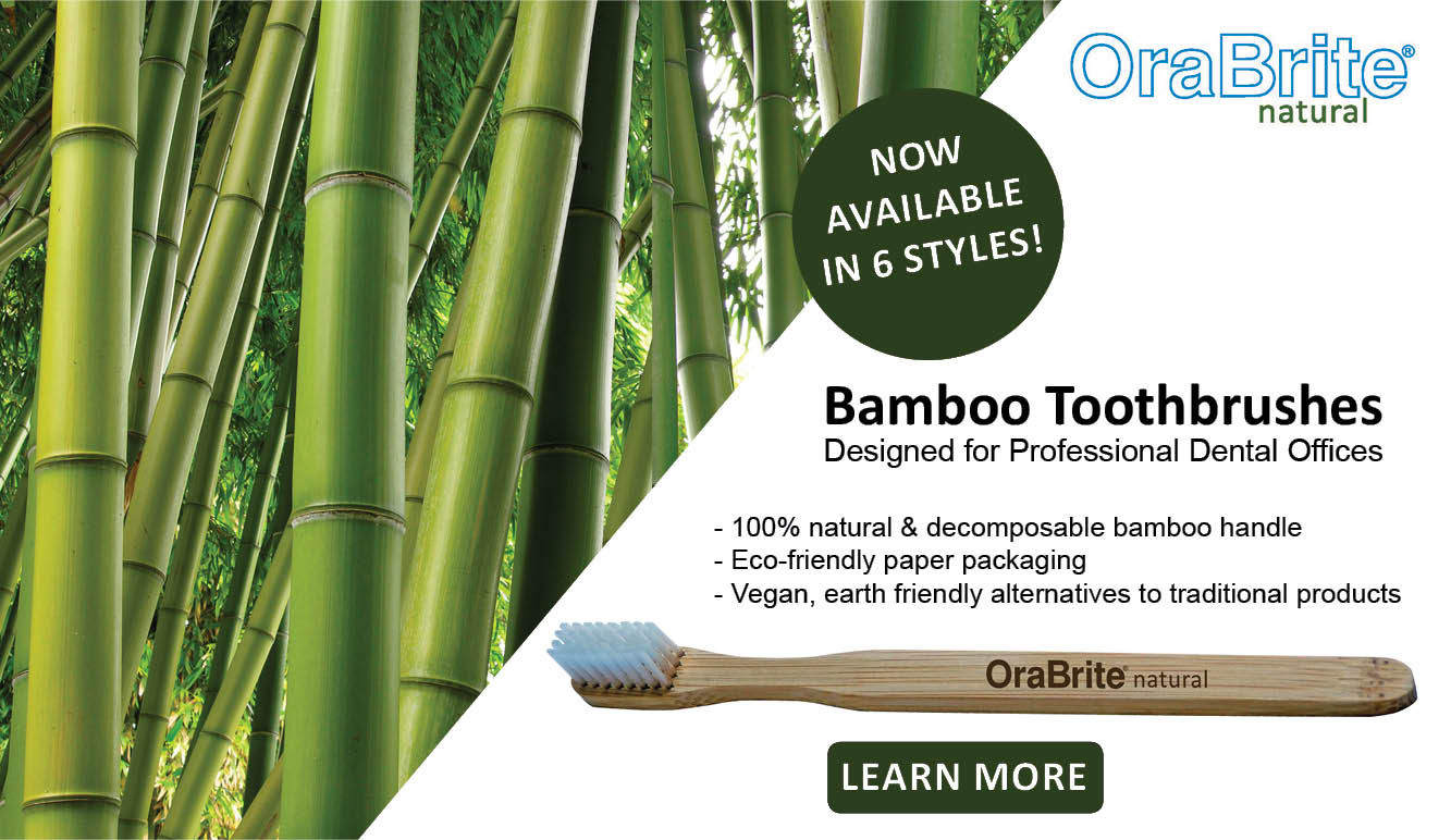 Bamboo Toothbrushes for Dentists - Bamboo Toothbrushes for Dental Offices