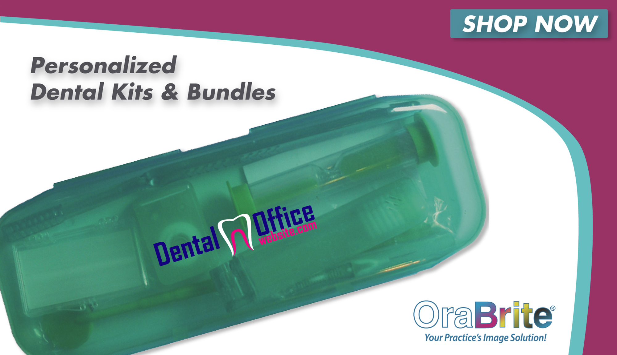 Personalized Dental Kits & Bundles