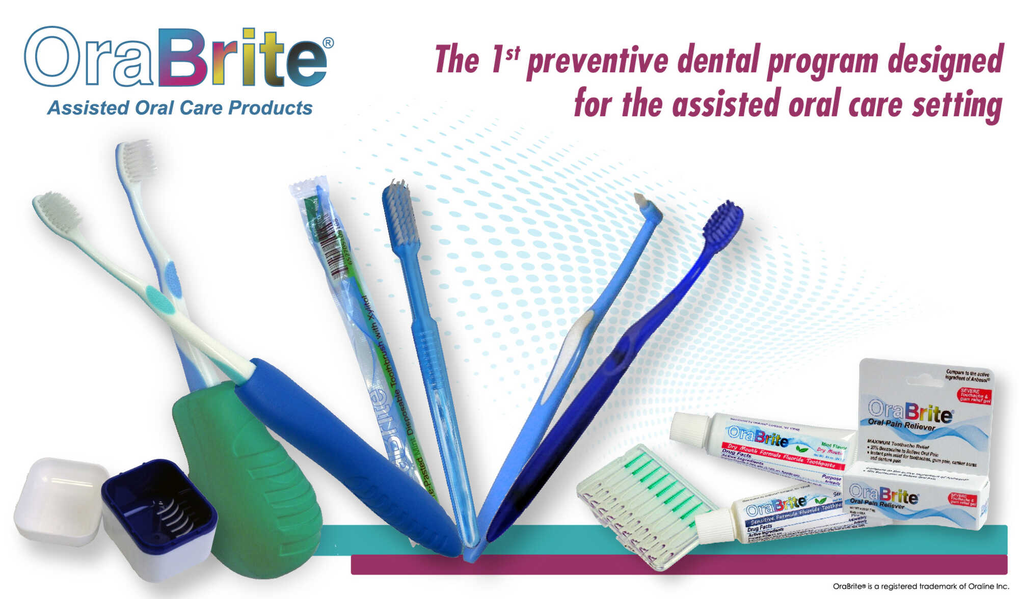 OraBrite Assisted Oral Care Products