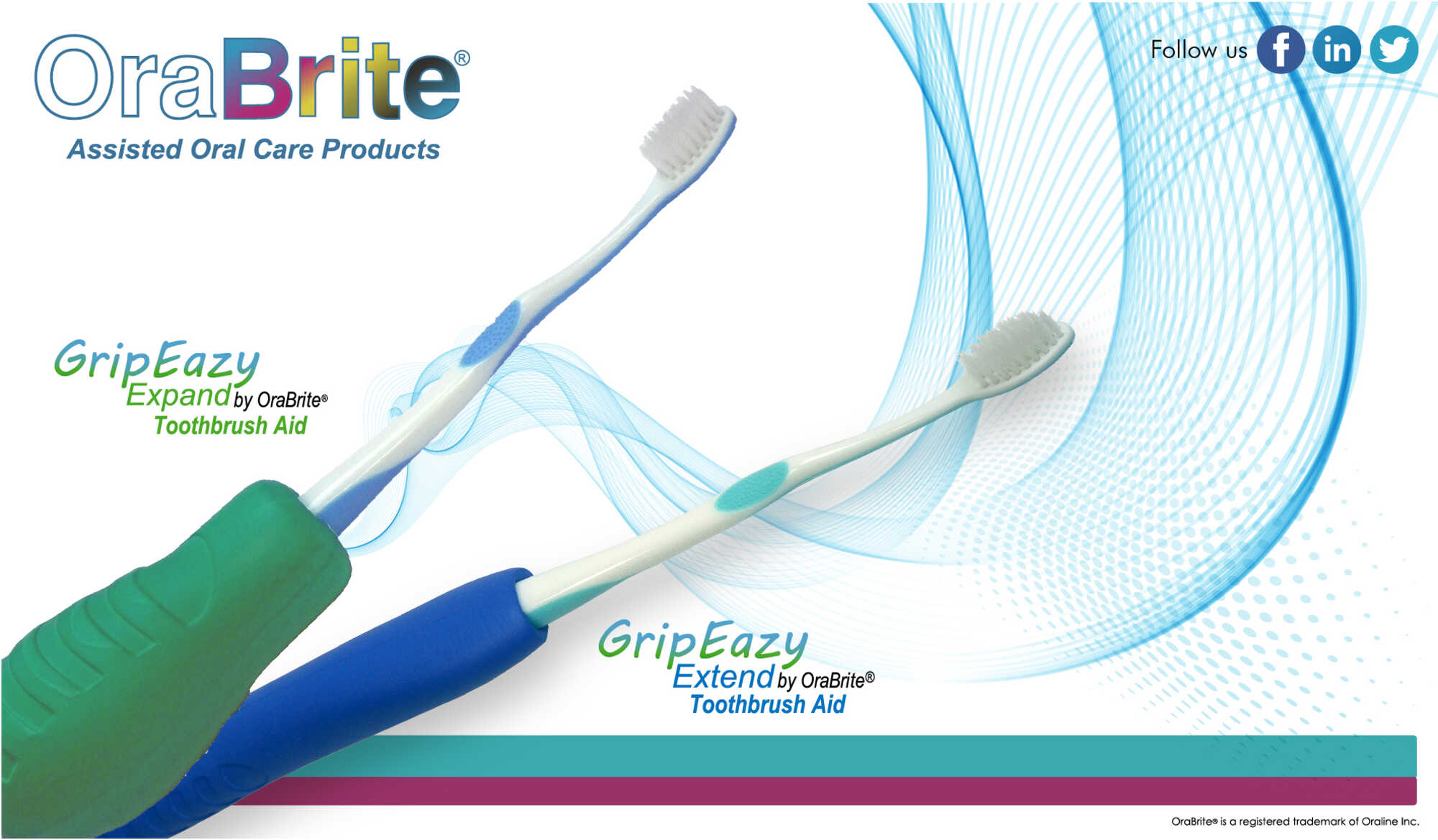 GripEazy Toothbrush Aids by OraBrite