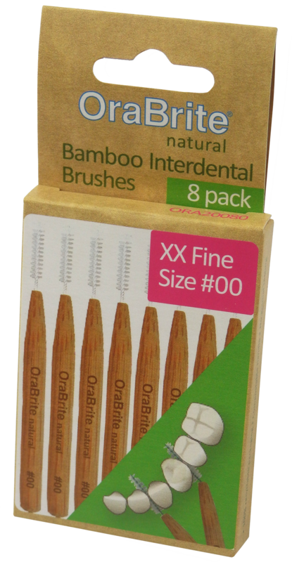#00 Bamboo Interdental Brush