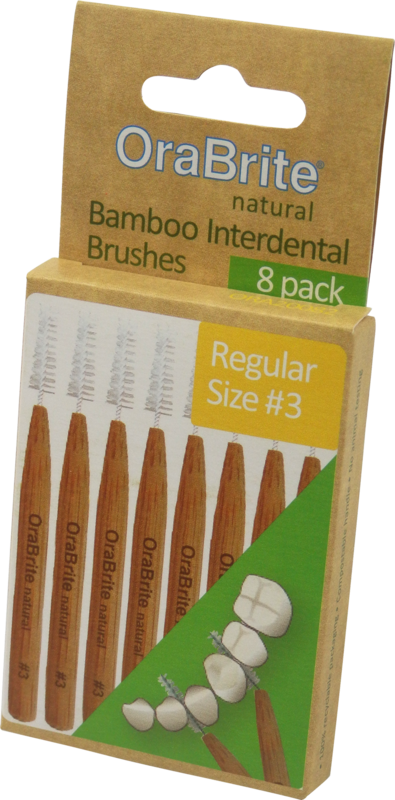 #3 Bamboo Interdental Brush